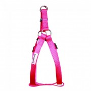 Doodlebone Bold Hondentuig Neon roze