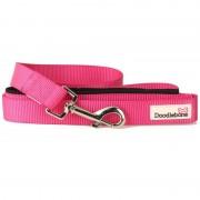 Doodlebone Bold Gewatteerde Lijn Neon roze