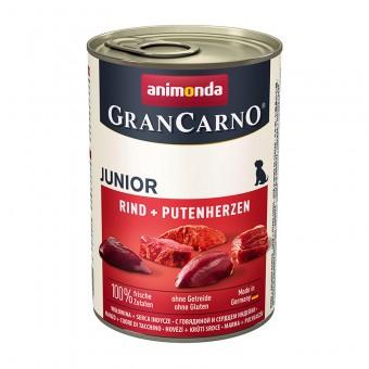Grancarno Junior Rund & Kalkoenhart