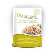 Applaws Cat Quick Serve Jelly, kip & lam