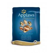 Applaws Cat Quick Serve Bouillon, tonijn & zeebrasem