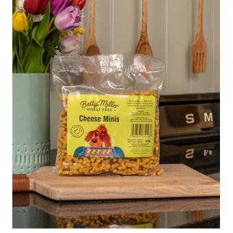 Betty Miller Wheat Free Cheese minis