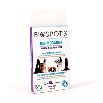 Biospotix DermoCare+ spot on grote hond
