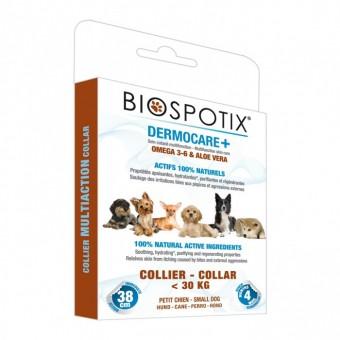 Biospotix DermoCare+ halsband kleine hond