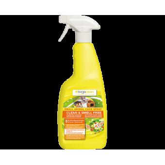 Bogaclean Clean & Smell Free Knaagdierhok
