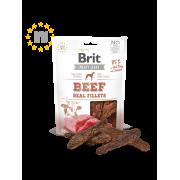 Brit Meaty Jerky Kip & Rund Fillets