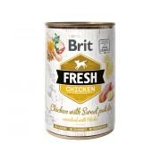 Brit Fresh Blikvoer Kip met Zoete Aardappel
