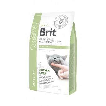 Brit Veterinary Diet Diabetes Cat