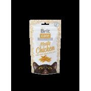 Brit Care Cat Snack Meaty Kip