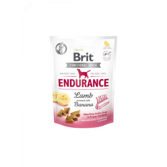 Brit Care Funct. Snack Endurance Lam