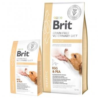 Brit Veterinary Diet Hepatic (Leverdieet)