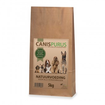 Canis Purus Eend, Lam & Zalm