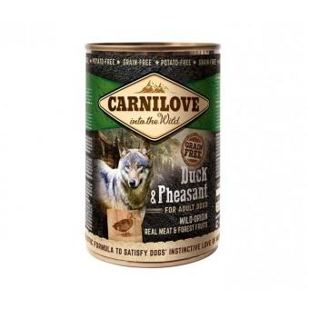 Carnilove Blikvoer Duck & Pheasant