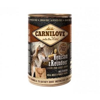 Carnilove Hond Blikvoer Hert & Rendier