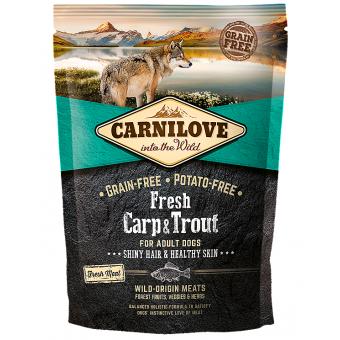 Carnilove Hond Fresh Karper & Forel