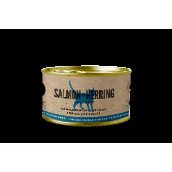 Celtic Connection Cat Blik Zalm & Haring