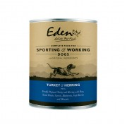 Eden Dog Wet Food Turkey & Herring (kalkoen & haring)