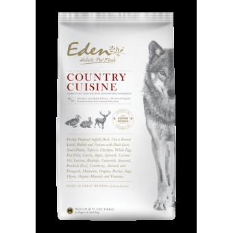 Eden Dog Country Cuisine (eend, lam, konijn & hert)