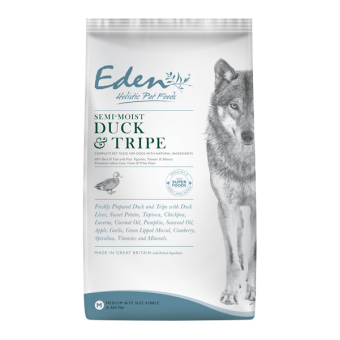 Eden Dog Semi-Moist Duck & Tripe
