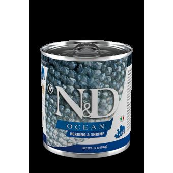 Farmina N&D Ocean Blik Haring & Garnalen
