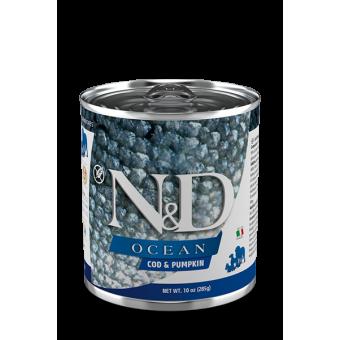Farmina N&D Ocean Blik Kabeljauw & Pompoen