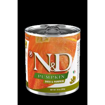 Farmina N&D Pumpkin Blik Eend & Pompoen