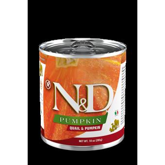 Farmina N&D Pumpkin Blik Kwartel & Pompoen