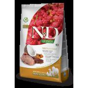 Farmina N&D Quinoa Skin & Coat Kwartel, Quinoa & Kokos