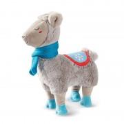 Fringe Tail Scarf Alpaca