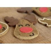Hundekeks Christmas Rudolph