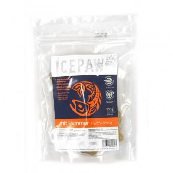 Icepaw Treat Witvis met kreeft