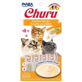 Inaba Kat Churu Puree Kip