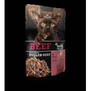 Leonardo Natvoer Rund, pulled beef & kip