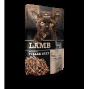Leonardo Natvoer Kip, lam & pulled beef