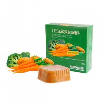 MeatLove Vitamin Bomb 1 (wortel/aardappel/brocolli)