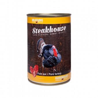 MeatLove Steakhouse Tinned Pure Turkey