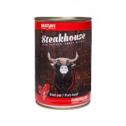 MeatLove Steakhouse Tinned Pure Beef
