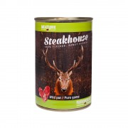 MeatLove Steakhouse Tinned Pure Game