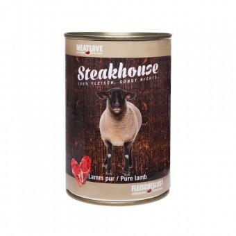Steakhouse Blik Puur Lam