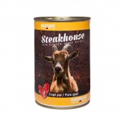 MeatLove Steakhouse Tinned Pure Goat