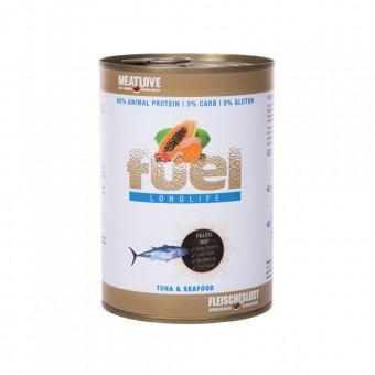 FUEL Blik Long Life (tonijn & zeevruchten)