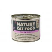 Nature Cat Food Blik Zalm & Kip