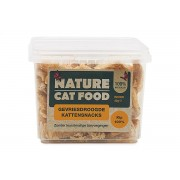 Nature Cat Food Gevriesdroogd Kip