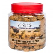 O'Canis Fitness-Bits Struisvogel met Vanille