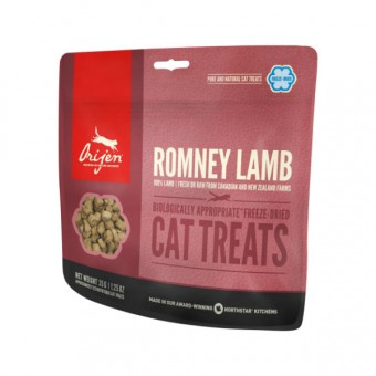 Orijen Freeze Dried Cat Treats Lamb