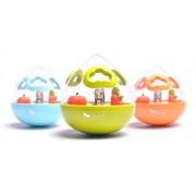 Wobble Ball Enrichment Treat Toy