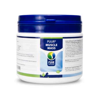 PUUR Muscle mass (spieropbouw)
