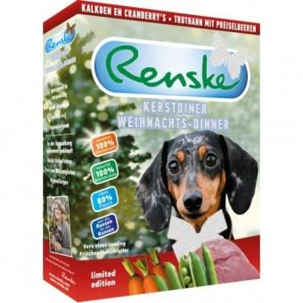Renske Vers Hond Kerstdiner (graanvrij)