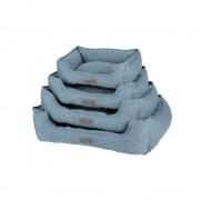 Scruffs Manhattan Box Bed Denim Blue