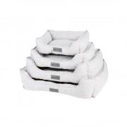 Scruffs Manhattan Box Bed Light Grey